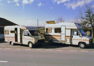 1985 erste Ausstellung in Thörigen