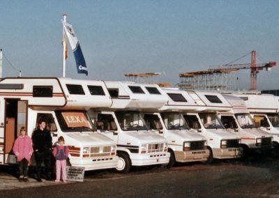 1990 Lagerplatz in Langenthal