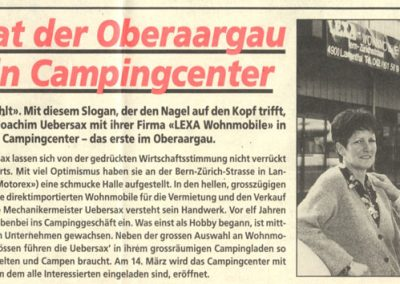 1997 Artikel in der NOZ