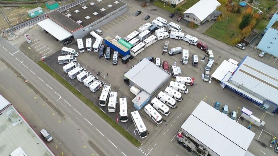 «Car Dealer» Reisemobil Konfigurator