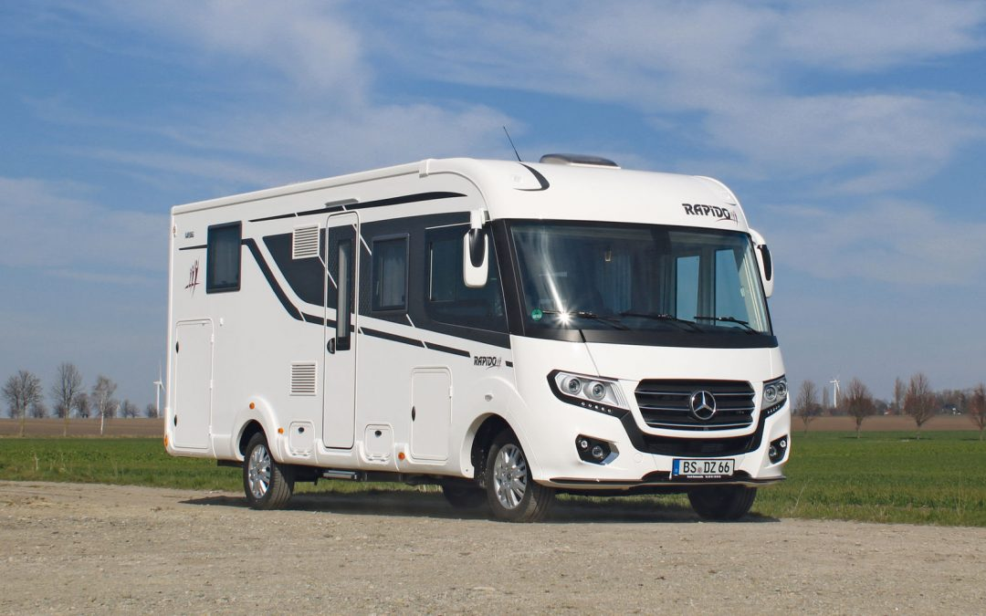 Supertest RAPIDO M96 in Wohnmobil und Caravan